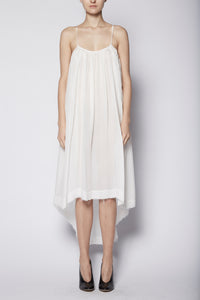 KES High-Low Halter Dress Silk