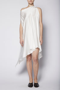 KES Wave Sleeveless Dress