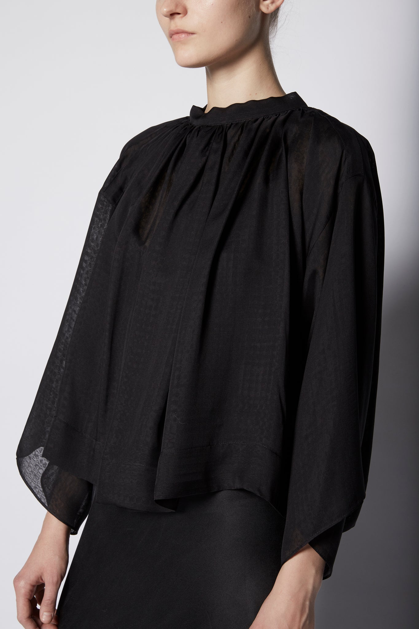 The Monk Blouse