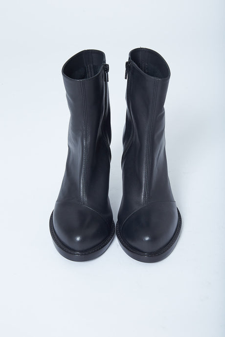 Ann Demeulemeester Vitello Stiletto Boot