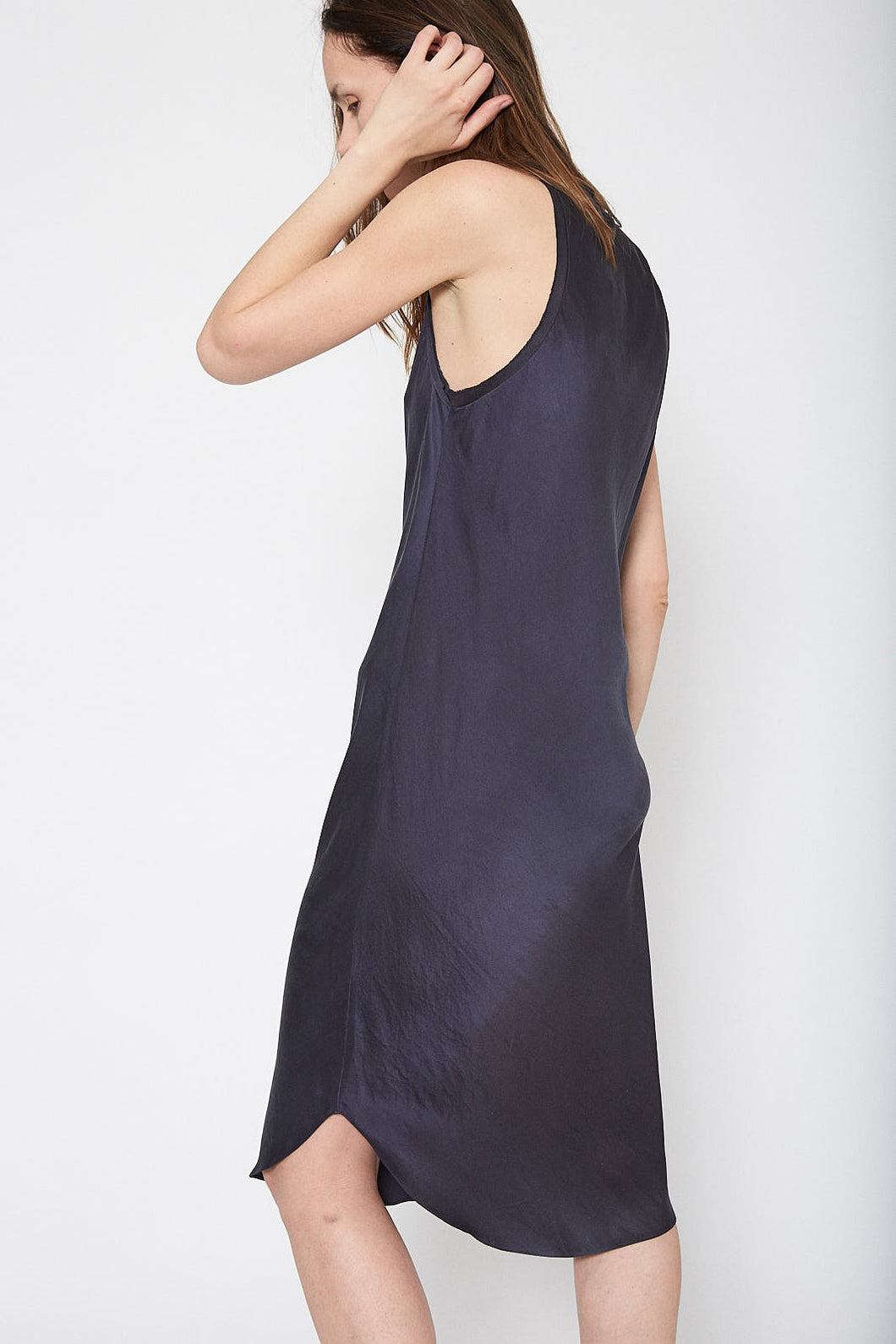 KES Elongated Minimal Tank Dress