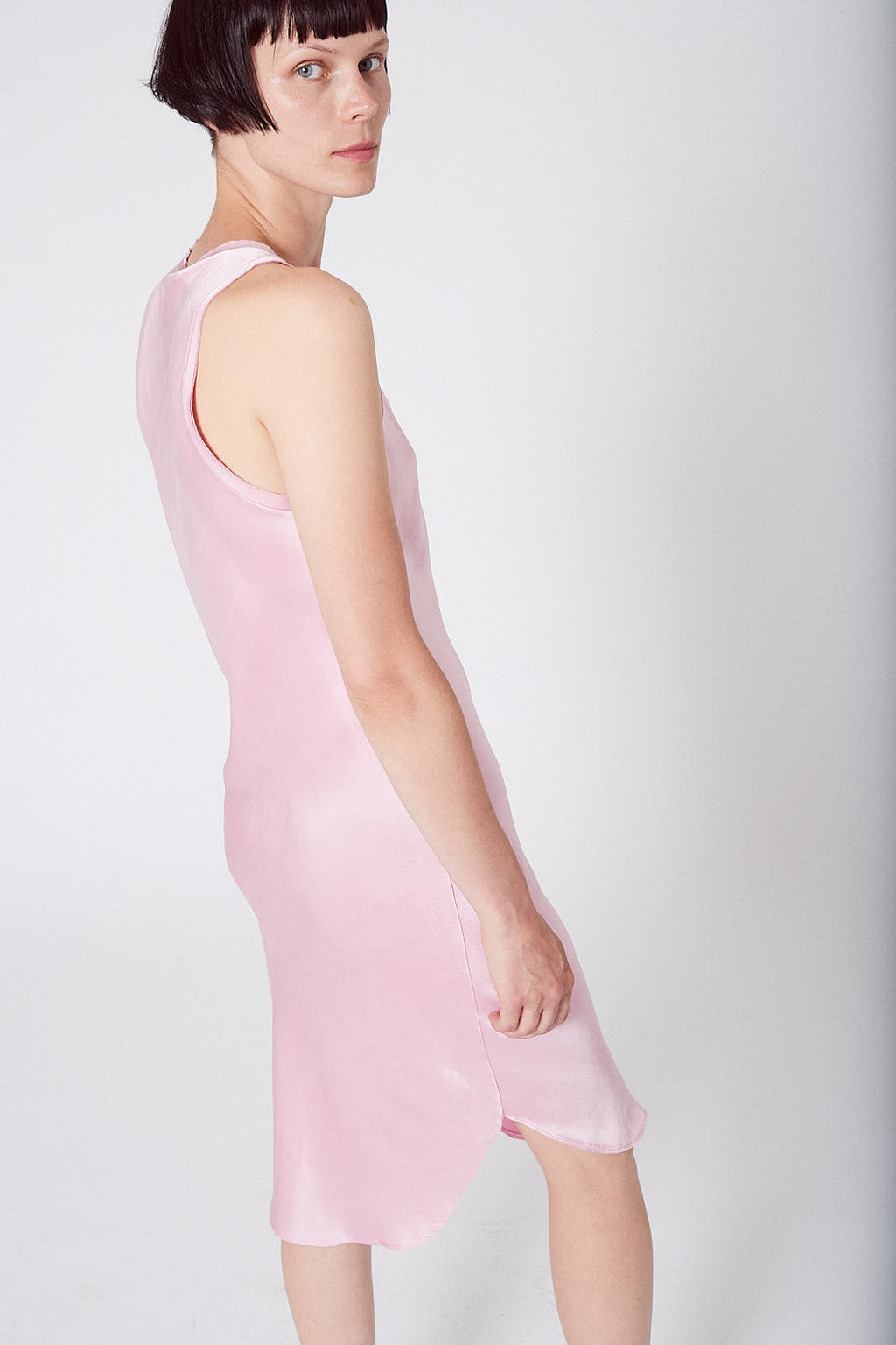KES Silk Tank Dress SS19 - Organic