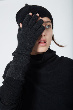 Isabel Benenato Yak Tipless Gloves