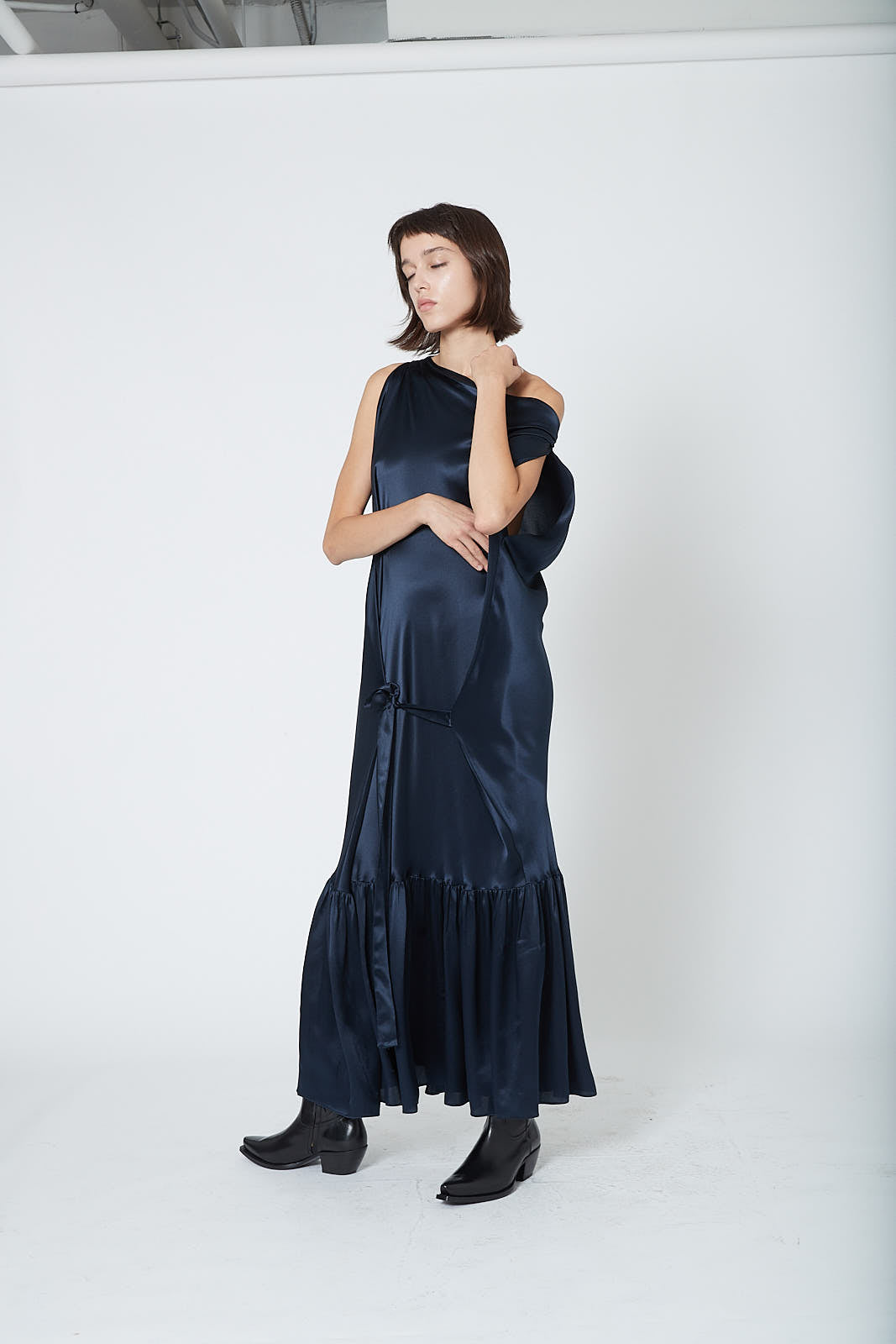 KES Jennie Ruched Dress FW19
