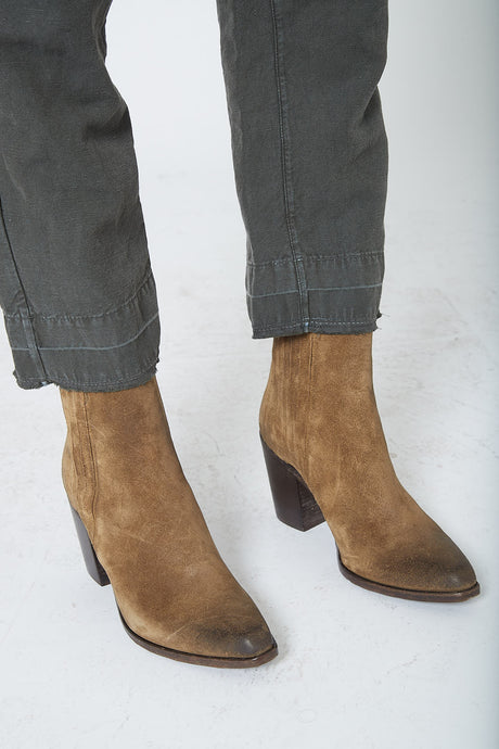Sartore Crosta Storm Ankle Boot - Camel