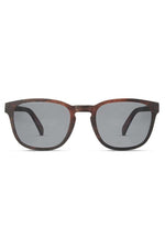Finlay & Co Bowery Ebony Wood Sunglasses