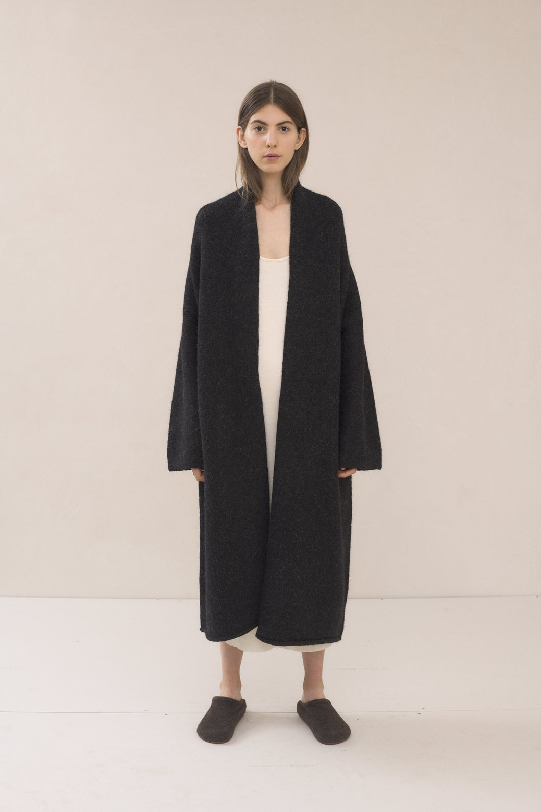 Lauren Manoogian Long Shawl Cardigan