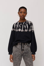 Raquel Allegra Balloon Sleeve Sweatshirt