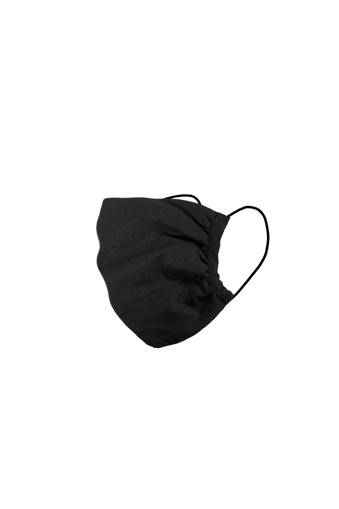 KES Peace Face Covering - Black Bundle (10 in 1 Pack)