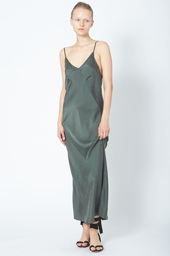 7/8 Triangle Slip Dress SS19