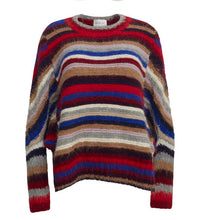 Eleven Six Multi-Stripe Siena Sweater