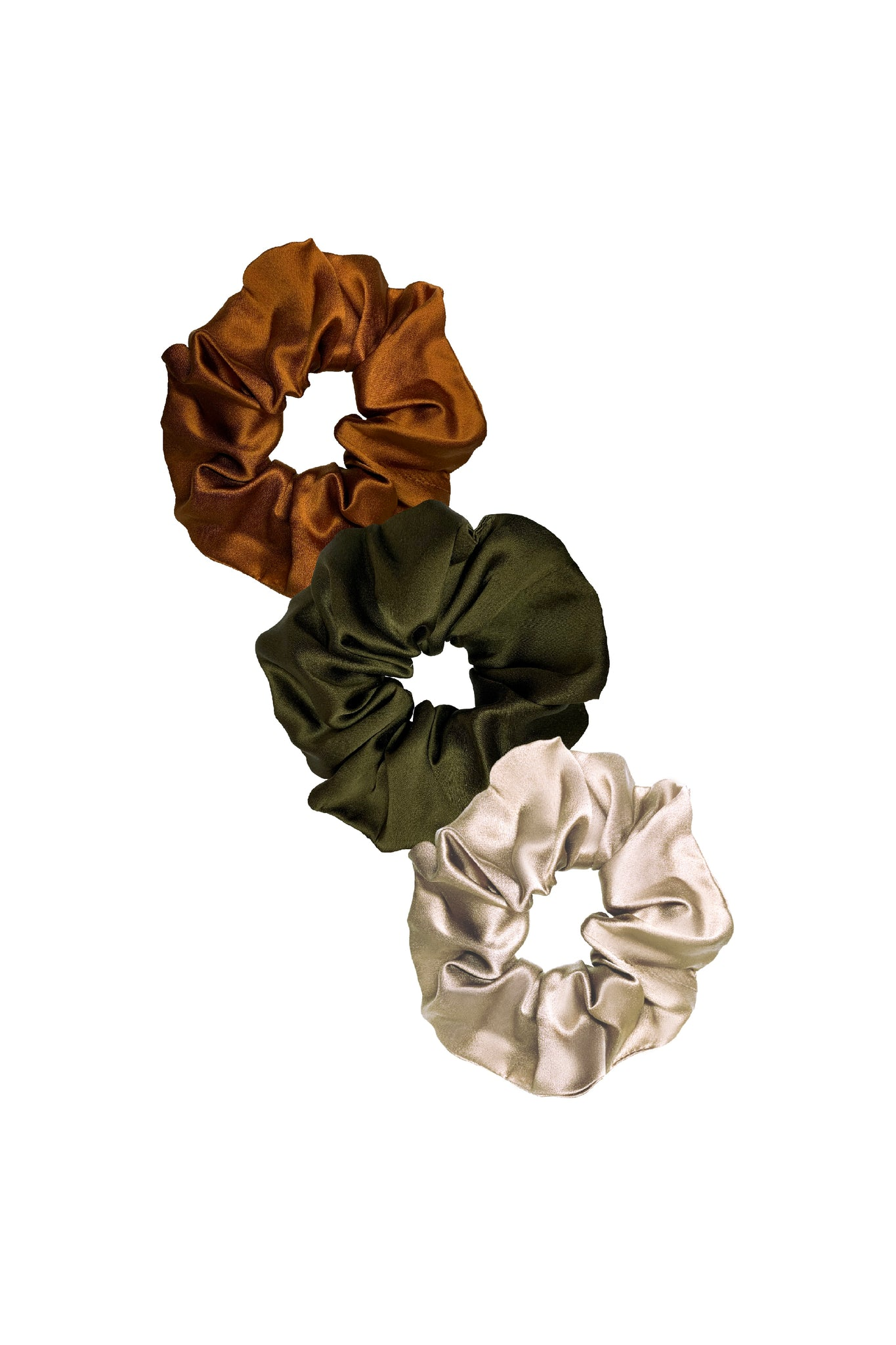 KES Scrunchie - Earth Set (3 in 1)