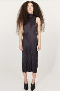 KES The Barrie Scarf Sleeveless Dress