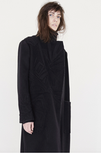 The Lia Applique Coat