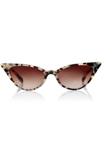 Kate Young Lita Cat-Eye Sunglasses