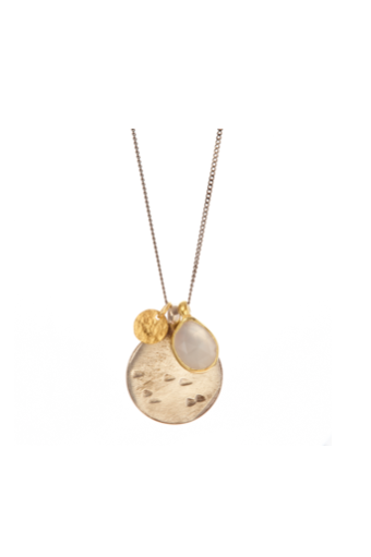 5 Octobre JACO Necklace Pierre de Lune