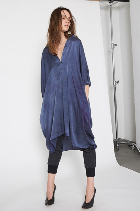 KES Pull Me To The Back Dress - Organic