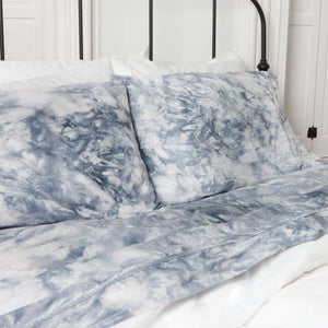 Saint Atma Morning Blue Duvet set