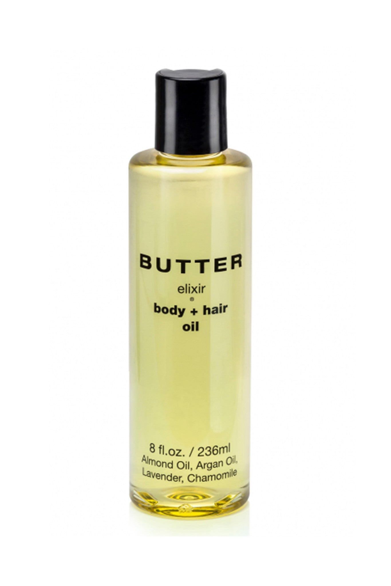 BUTTERelixir Body + Hair Oil 8 oz