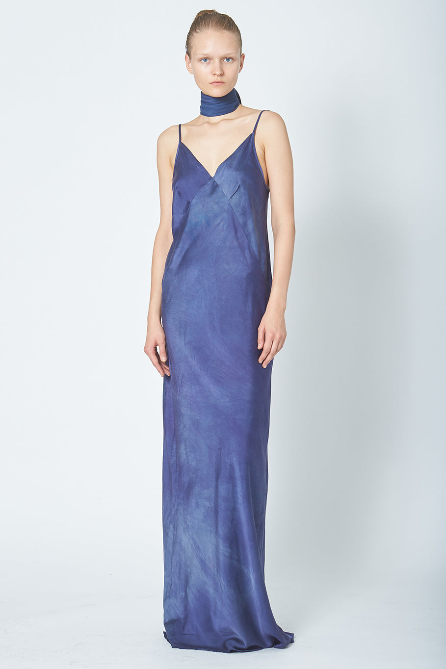 KES Elongated Triangle Slip Dress SS19