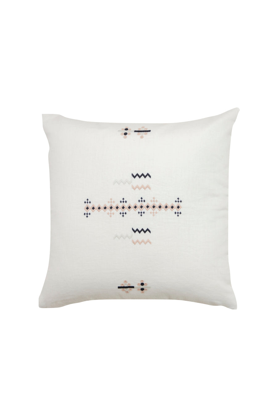 Aid to Artisans Saclum Pillow - Pearl
