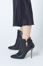 Heeled Cropped Booties