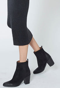 Sartore Crosta Storm Ankle Boot - Black