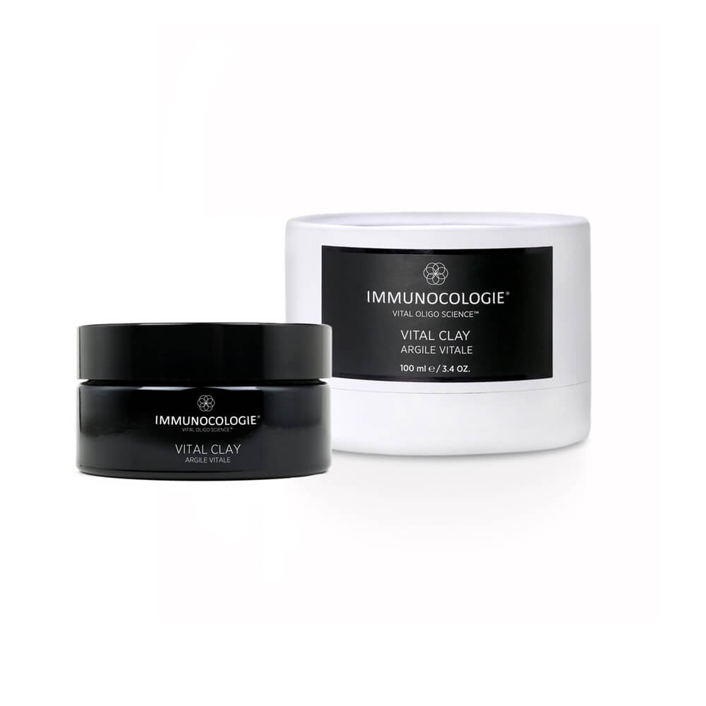 Immunocologie Vital Clay Face Mask