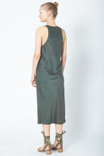 KES V Neck Tank Dress