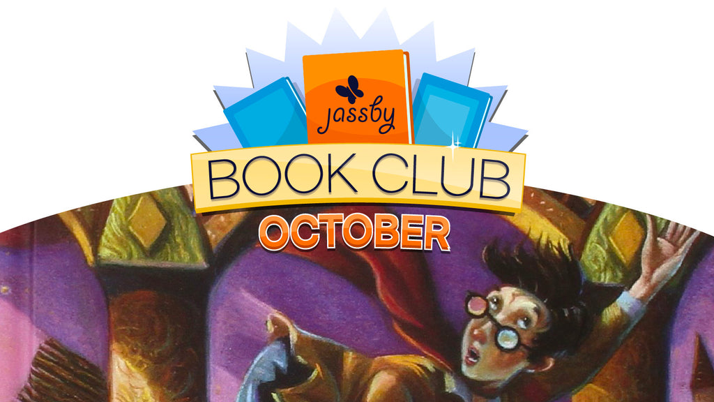 Jassby Presents: Book of The Month Club!