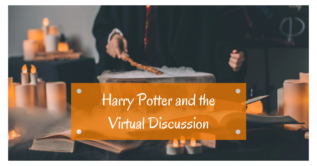 Harry Potter and the Virtual Discussion