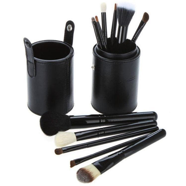 Makeup Brushes- Midnight Black