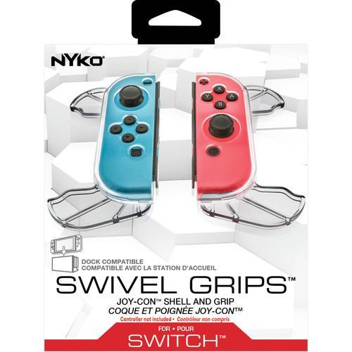 Nyko Swivel Grips for the Nintendo Switch