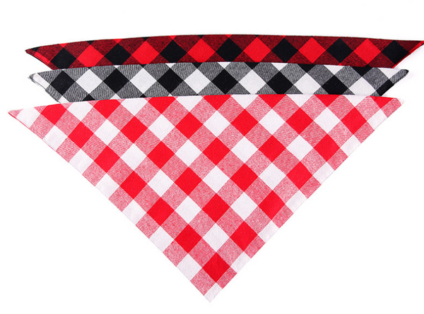 Washable Dog Bandanas