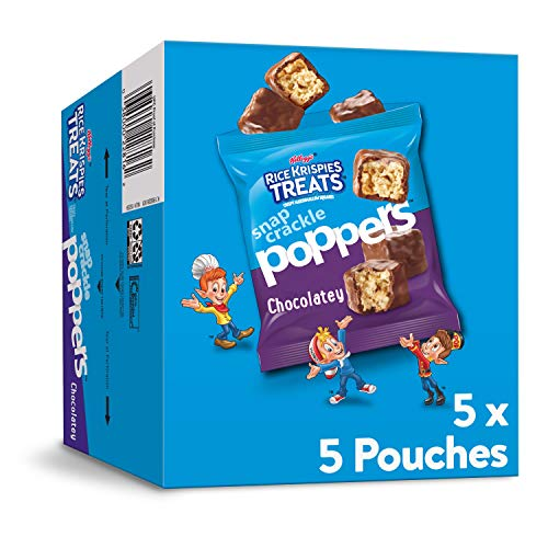 Rice Krispies Treats Snap Crackle Poppers Chocolate Bites (25 Count)