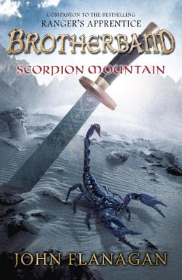 Scorpion Mountain ( Brotherband Chronicles #05 )
