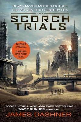 The Scorch Trials (Maze Runner #2)