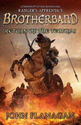 Return of the Temujai ( Brotherband Chronicles #08 )