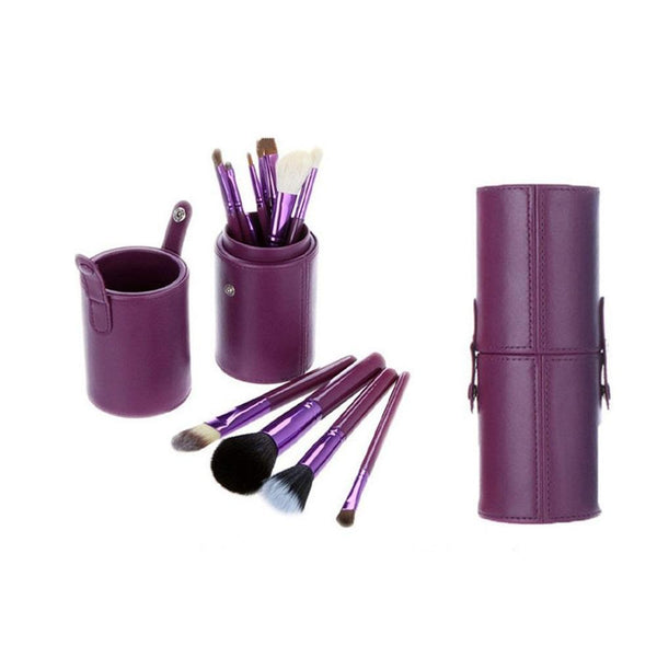 Makeup Brushes- Galaxy Purple