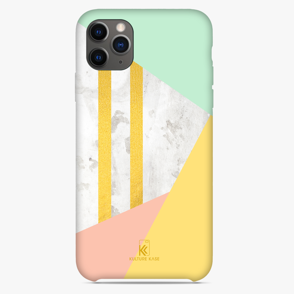 Soft Lines Pastel Phone Cases