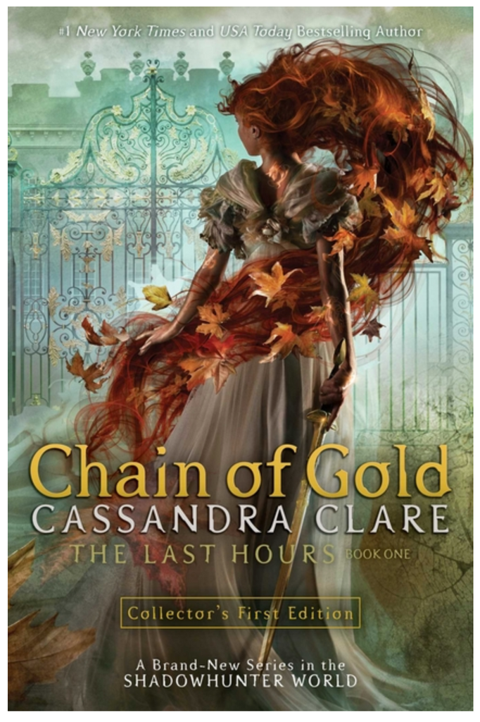 Chain of Gold (Last Hours #1)