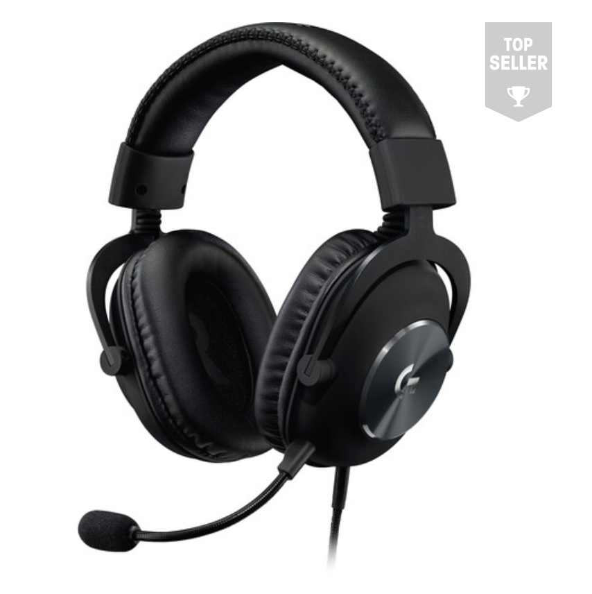 Logitech G PRO X Wireless LIGHTSPEED Gaming Headset (Black)