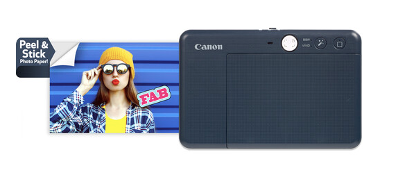 Canon IVY CLIQ+2 Instant Camera Printer