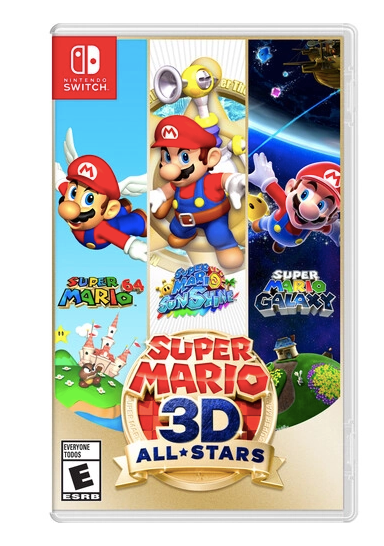 Nintendo Super Mario 3D All-Stars (Nintendo Switch)