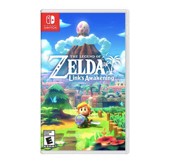 Nintendo The Legend of Zelda: Link's Awakening (Nintendo Switch)