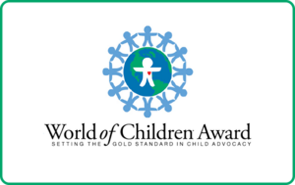Donate to World of Children