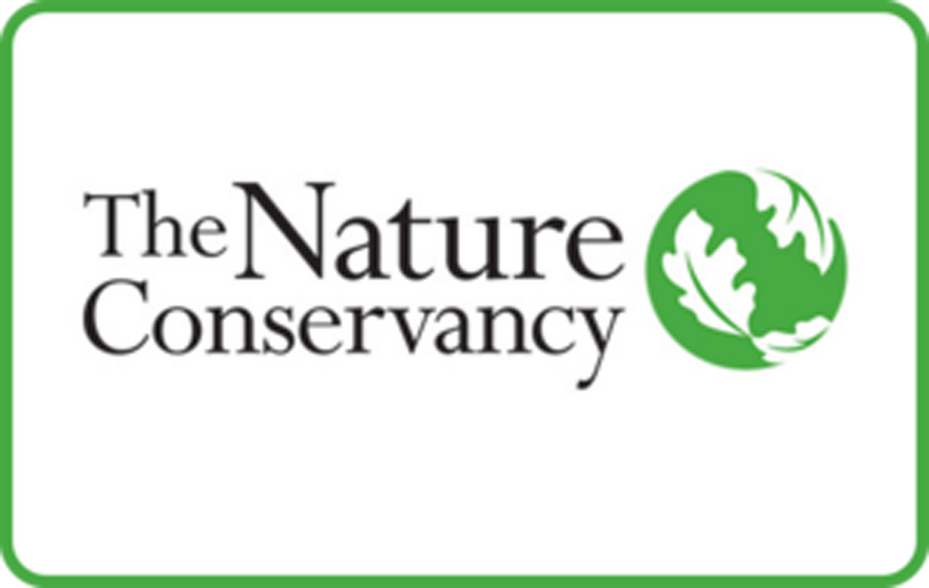 Donate to The Nature Conservancy
