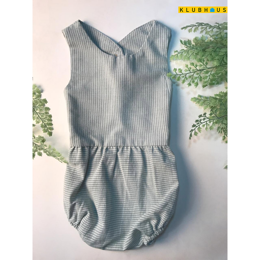New Born Boy's Romper