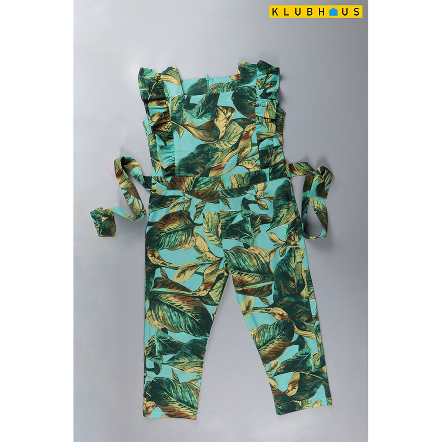 Girl's Jumpsuit