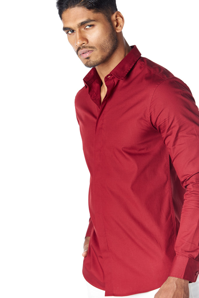 Men's Casual Full Shirt